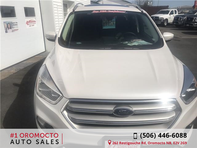 2018 Ford Escape Titanium (Stk: 976) in Oromocto - Image 20 of 20