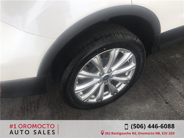 2018 Ford Escape Titanium (Stk: 976) in Oromocto - Image 4 of 20