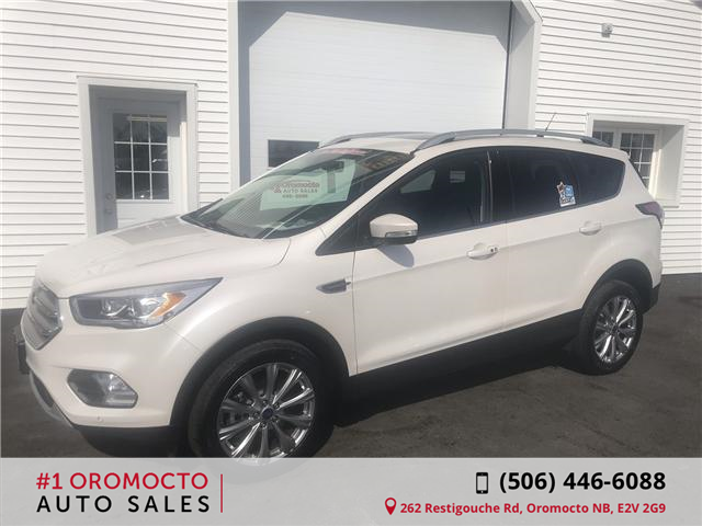2018 Ford Escape Titanium (Stk: 976) in Oromocto - Image 8 of 20