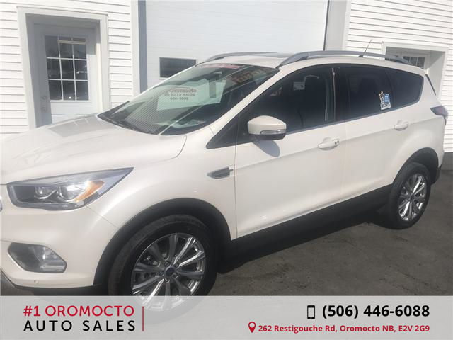 2018 Ford Escape Titanium (Stk: 976) in Oromocto - Image 9 of 20