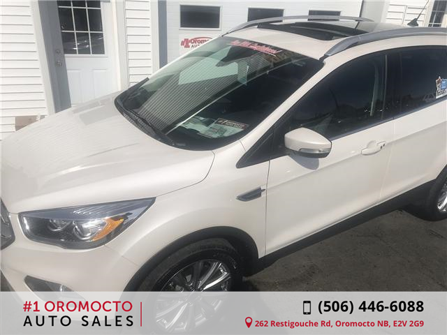 2018 Ford Escape Titanium (Stk: 976) in Oromocto - Image 14 of 20