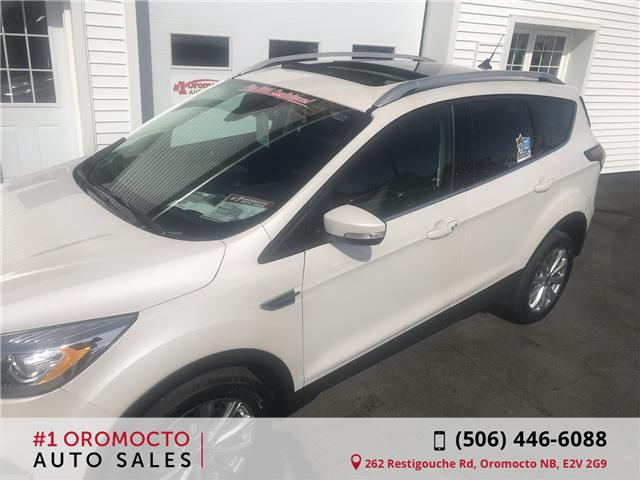 2018 Ford Escape Titanium (Stk: 976) in Oromocto - Image 15 of 20