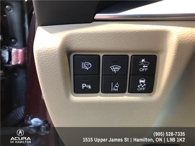 2016 Acura MDX Elite Package (Stk: 1613500) in Hamilton - Image 14 of 20