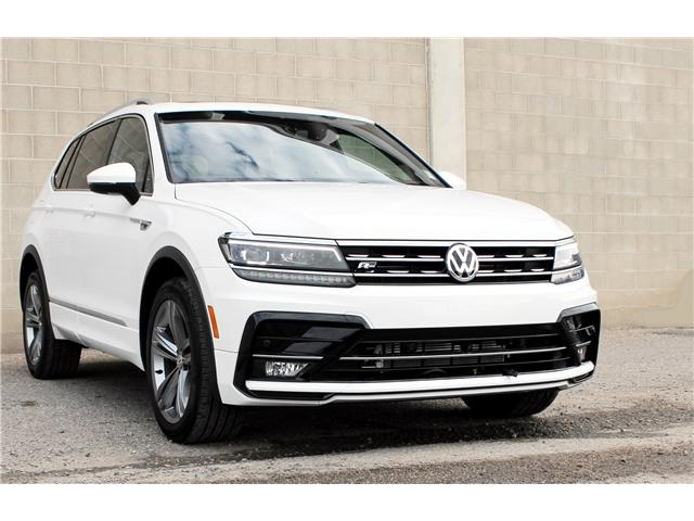2019 Volkswagen Tiguan Highline (Stk: 69294) in Saskatoon - Image 1 of 22