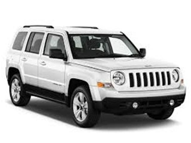 2015 Jeep Patriot Limited 4x4 Mp3 Bluetooth Remote Keyless Entry