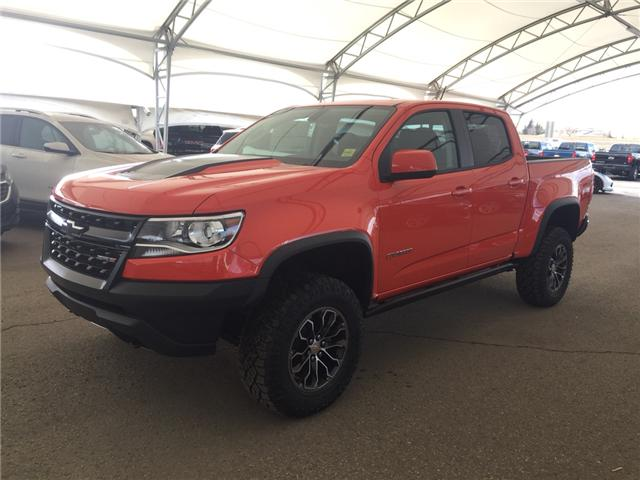 2019 Chevrolet Colorado ZR2 (Stk: 173099) in AIRDRIE - Image 3 of 21