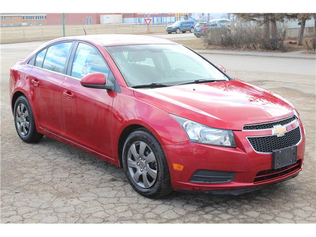 2012 Chevrolet Cruze ECO (Stk: CC2510) in Regina - Image 1 of 18
