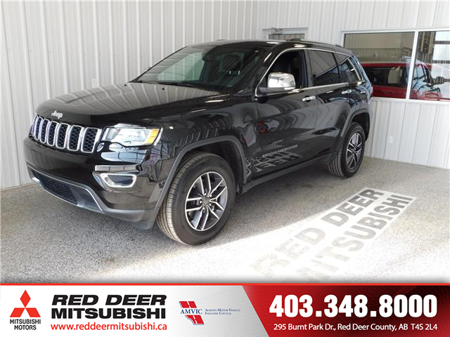 2019 Jeep Grand Cherokee 2BH (Stk: P8218) in Red Deer County - Image 1 of 17
