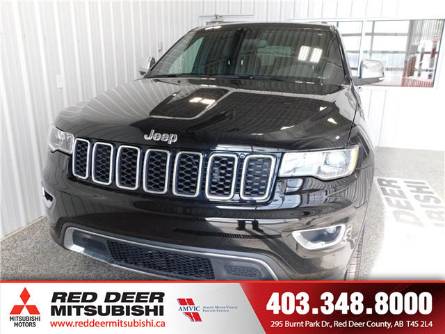 2019 Jeep Grand Cherokee 2BH (Stk: P8218) in Red Deer County - Image 2 of 17