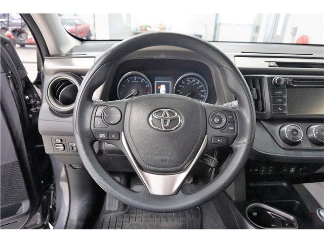2018 Toyota RAV4 LE (Stk: A19079A) in Sault Ste. Marie - Image 10 of 15