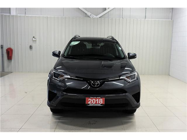 2018 Toyota RAV4 LE (Stk: A19079A) in Sault Ste. Marie - Image 2 of 15