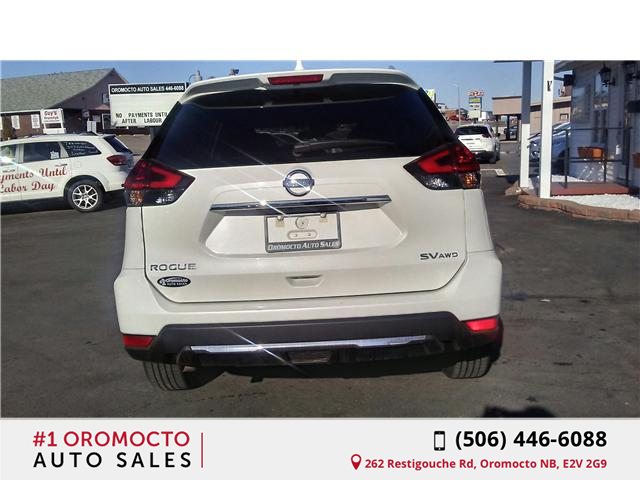 2019 Nissan Rogue SV (Stk: 227) in Oromocto - Image 5 of 14