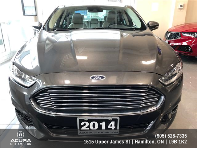 2015 Ford Fusion Titanium (Stk: 1403171) in Hamilton - Image 2 of 19