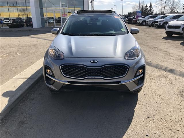 2020 Kia Sportage EX (Stk: 20SP5084) in Red Deer - Image 2 of 18