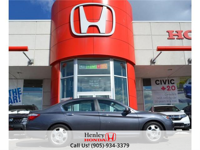 2013 Honda Accord EX-L LEATHER HEATED SEATS SUNROOF BACK UP CAM (Stk: H17758A) in St. Catharines - Image 1 of 24