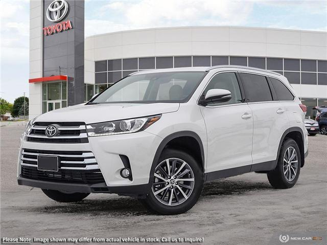 2019 Toyota Highlander XLE AWD SE Package (Stk: 219255) in London - Image 1 of 24