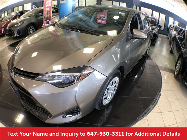 2017 Toyota Corolla LE (Stk: 19944) in Mississauga - Image 1 of 19
