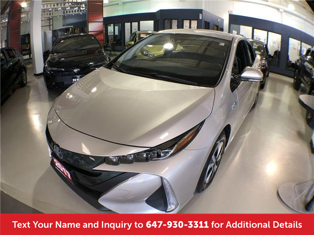 2017 Toyota Prius Prime  (Stk: K4199A) in Mississauga - Image 1 of 19