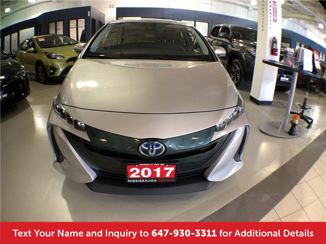 2017 Toyota Prius Prime  (Stk: K4199A) in Mississauga - Image 2 of 19