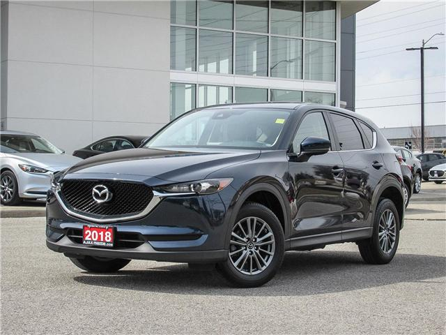 2018 Mazda CX-5  (Stk: 19-1012TA) in Ajax - Image 1 of 21