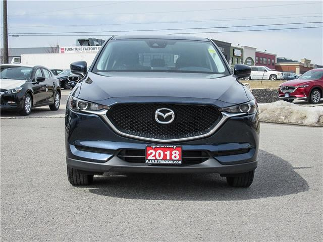 2018 Mazda CX-5  (Stk: 19-1012TA) in Ajax - Image 2 of 21