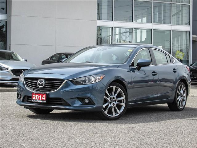 2014 Mazda MAZDA6 GT (Stk: P5071) in Ajax - Image 1 of 22