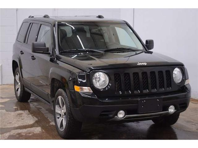 2017 Jeep Patriot HIGH ALITUTDE 4X4 - HTD SEATS * LEATHER * SUNROOF (Stk: B3515) in Kingston - Image 2 of 30