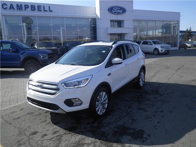 2019 Ford Escape SEL (Stk: 1912800) in Ottawa - Image 1 of 12