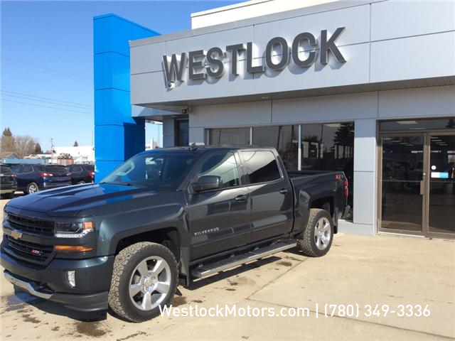 2018 Chevrolet Silverado 1500  (Stk: 19T135A) in Westlock - Image 1 of 15