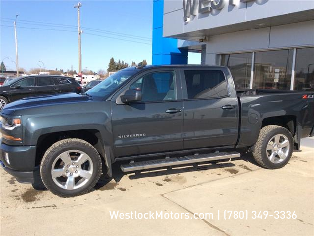 2018 Chevrolet Silverado 1500  (Stk: 19T135A) in Westlock - Image 2 of 15