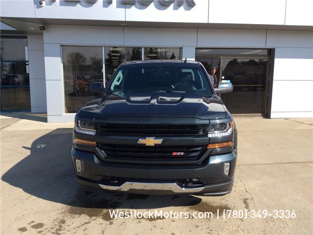 2018 Chevrolet Silverado 1500  (Stk: 19T135A) in Westlock - Image 4 of 15