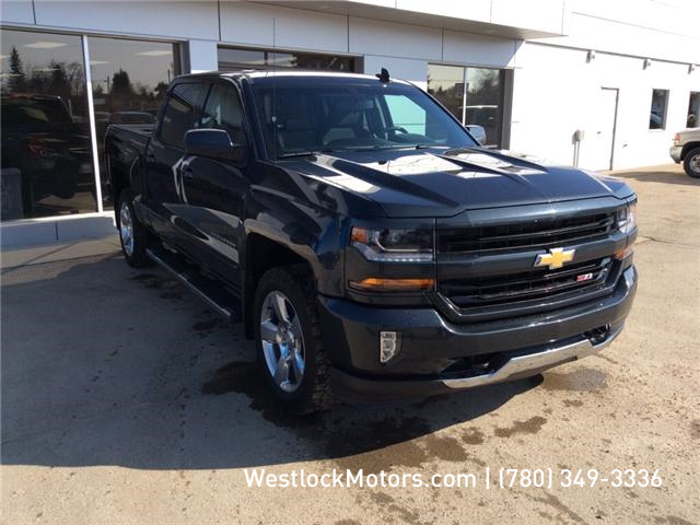 2018 Chevrolet Silverado 1500  (Stk: 19T135A) in Westlock - Image 5 of 15