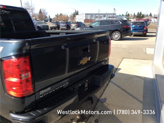 2018 Chevrolet Silverado 1500  (Stk: 19T135A) in Westlock - Image 8 of 15