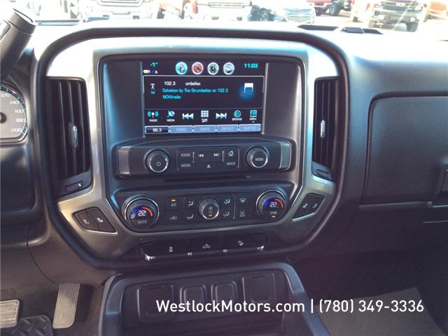 2018 Chevrolet Silverado 1500  (Stk: 19T135A) in Westlock - Image 13 of 15