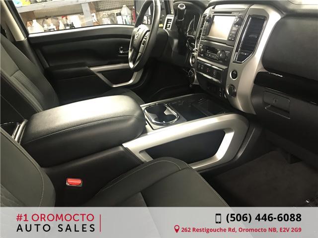 2017 Nissan Titan SV (Stk: 724) in Oromocto - Image 2 of 28