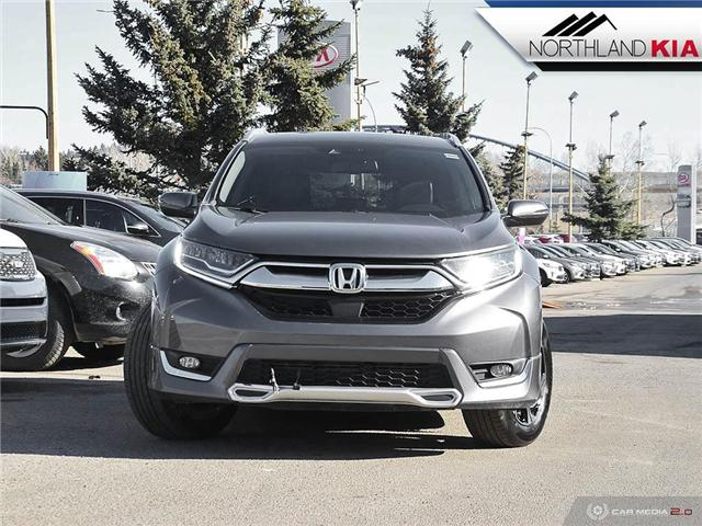 2017 Honda CR-V Touring (Stk: 8RI6805A) in Calgary - Image 2 of 27