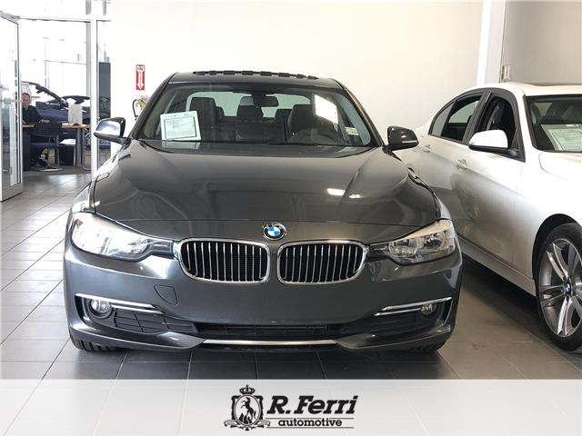 2015 BMW 320i xDrive (Stk: U8440) in Woodbridge - Image 2 of 20