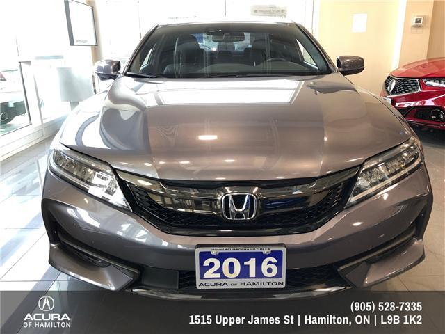 2016 Honda Accord Touring (Stk: 1613570) in Hamilton - Image 2 of 17