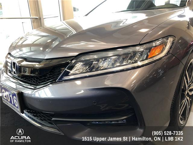 2016 Honda Accord Touring (Stk: 1613570) in Hamilton - Image 7 of 17
