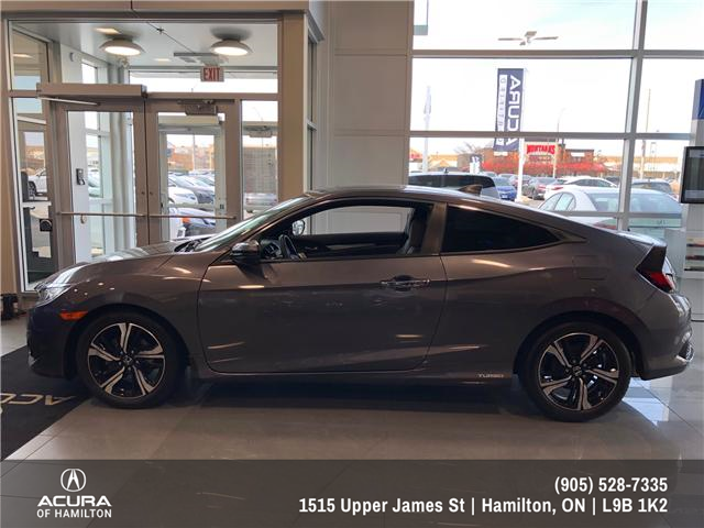 2016 Honda Civic Touring (Stk: 1613560) in Hamilton - Image 4 of 14