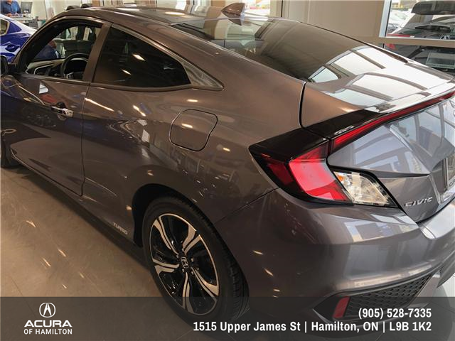 2016 Honda Civic Touring (Stk: 1613560) in Hamilton - Image 5 of 14