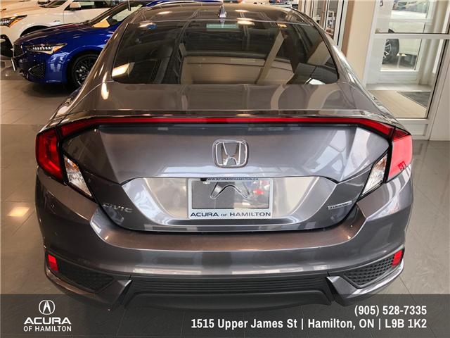 2016 Honda Civic Touring (Stk: 1613560) in Hamilton - Image 6 of 14