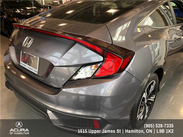 2016 Honda Civic Touring (Stk: 1613560) in Hamilton - Image 7 of 14