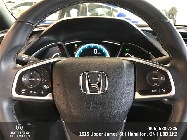 2016 Honda Civic Touring (Stk: 1613560) in Hamilton - Image 11 of 14