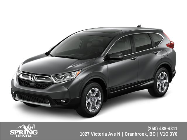 2019 Honda CR-V EX (Stk: H02935) in North Cranbrook - Image 1 of 8