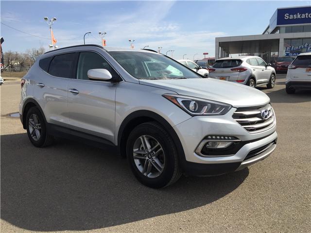 2017 Hyundai Santa Fe Sport 2.4 Base (Stk: 39158A) in Saskatoon - Image 1 of 25