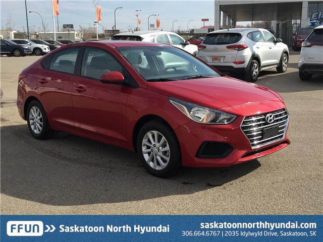 2018 Hyundai Accent GL (Stk: B7281) in Saskatoon - Image 1 of 25