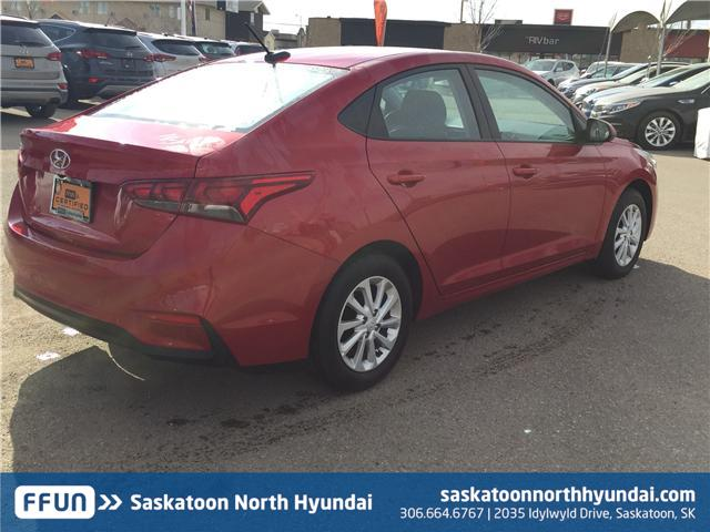 2018 Hyundai Accent GL (Stk: B7281) in Saskatoon - Image 3 of 25
