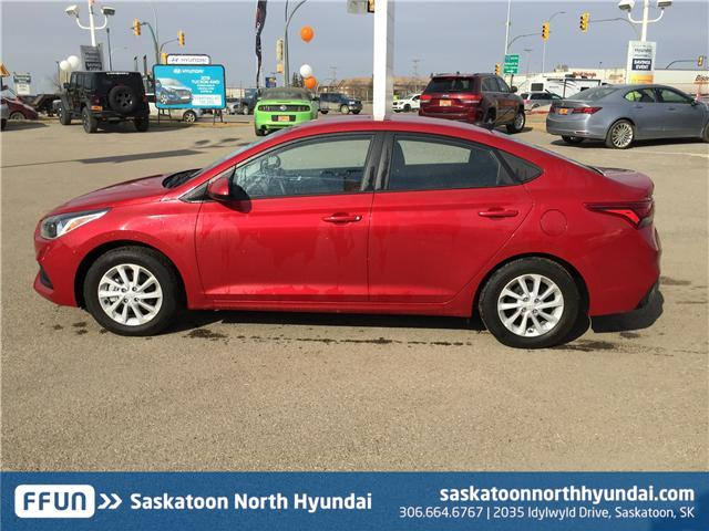 2018 Hyundai Accent GL (Stk: B7281) in Saskatoon - Image 6 of 25