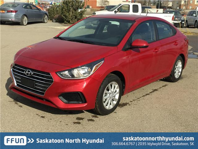 2018 Hyundai Accent GL (Stk: B7281) in Saskatoon - Image 7 of 25